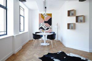 Hoe een kleine ruimte zo handig mogelijk inrichten