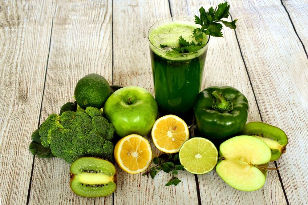 Hoe groenten in een smoothie gebruiken