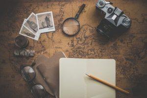 Hoe kan ik beslissen waar ik op reis wil gaan samen met vrienden of met mijn kinderen
