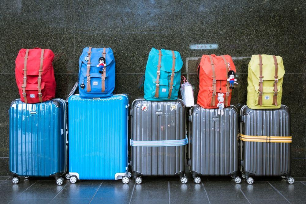 Hoe krijg je een lichte bagage voor op reis